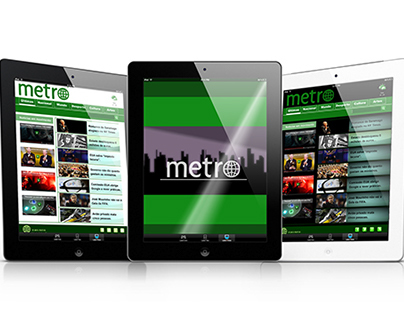 METRO - Mobile App