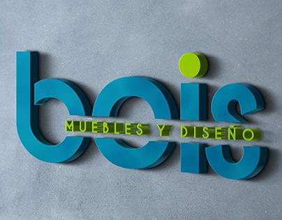 Mueblería Bois - Imagen Corporativa