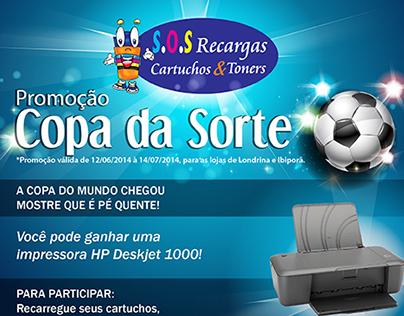 Sos Recargas - Copa da Sorte