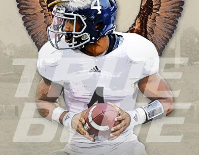 GSU Eagles Ad Concept