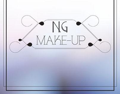 NG Makeup email signature