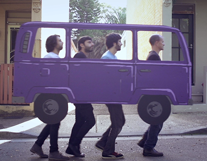 'AUBERGINE' Video Clip - Music by Green Mohair Suits