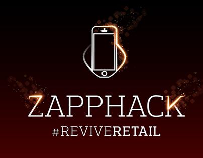 ZappHack London 2014 - Got an idea to #ReviveRetail?