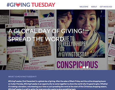 #GivingTuesday UK