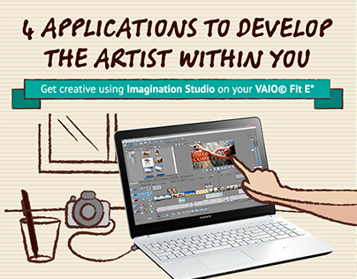 4 applications to develop the artist within you
