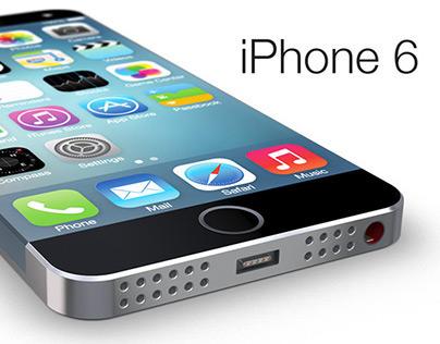 iPhone 6 Concept phone