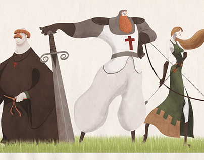 Medieval Gang