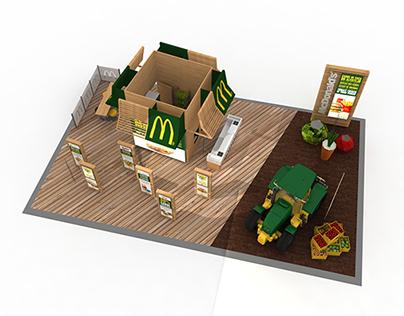 McDonalds's Stand FNA 2014