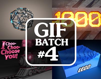 GIFs Batch #4