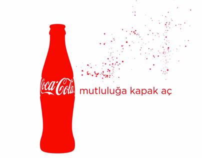 Coca Cola inspiration: Summer