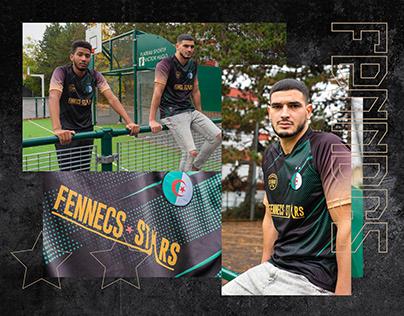 Algeria Fennecs Stars Design Kit 2020/21