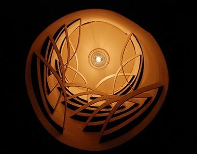 Lampada Spirale