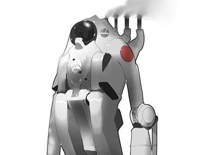 MegaMind silly robots!