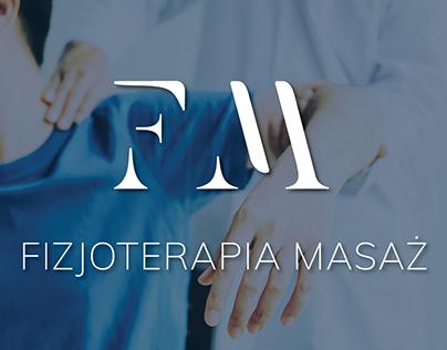 Logo | FM Fizjoterapia Masaż