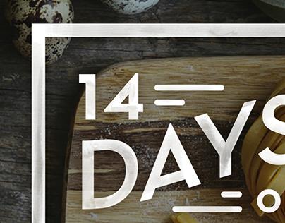 14 Days of Delish