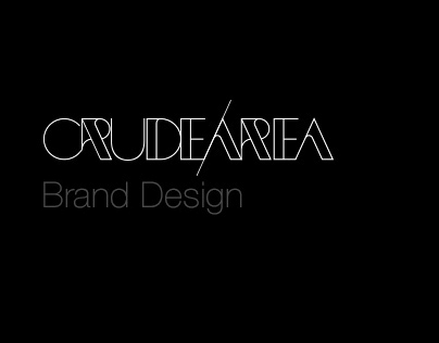 Crude Area Brand Design