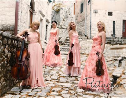 Romantica String Quartet