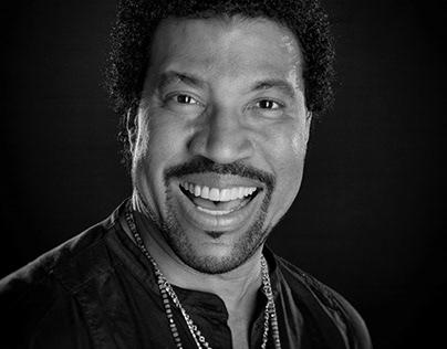 Lionel Richie - American singerby Manfred Baumann