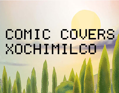 Comics Xochimilco