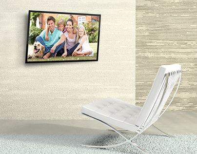 Ematic Wall Mount Web Collages