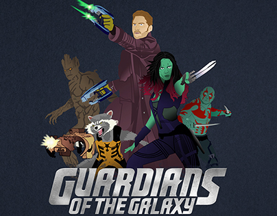 Guardians Of The Galaxy Collection