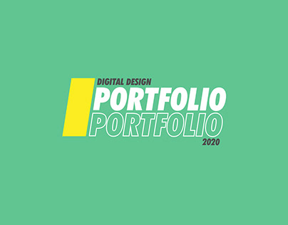 2nd Draft Portfolio 2020