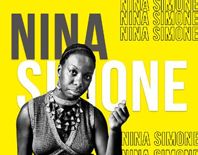 Fanart Nina Simone