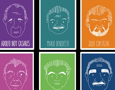 Escritores ilustrados