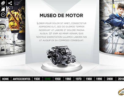 Motor Museum by Quaker State