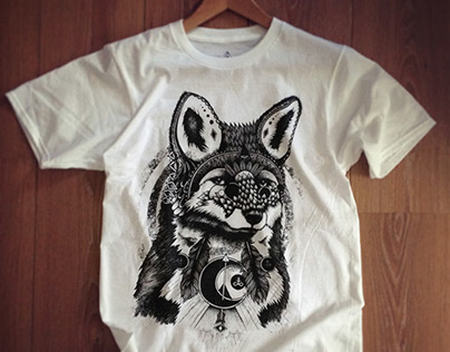 Black Fox T-shirt