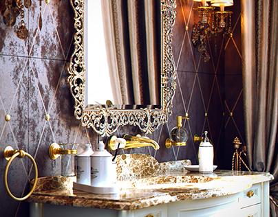 Petracers bathroom