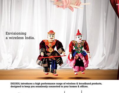 Launching Ad