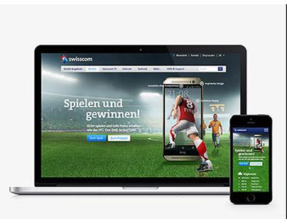 Kickrr – HTC & Swisscom