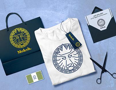 Moksh - Branding and Identity