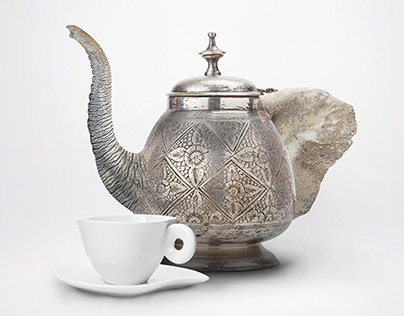 Elephant Kettle
