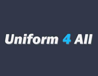 Uniform4All WordPress eCommerce Development