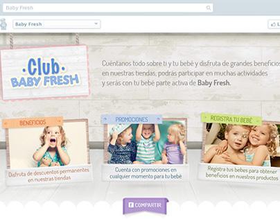 Club Baby Fresh - FB App