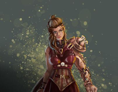 Elin, La vigilante