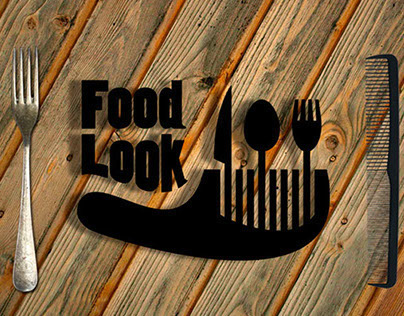 FoodLook Branding Identity