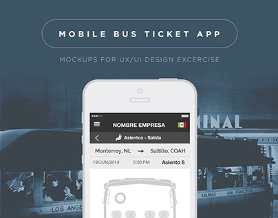 Bus Ticket App