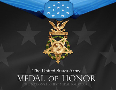 Medal of Honor | Landing Page Concept