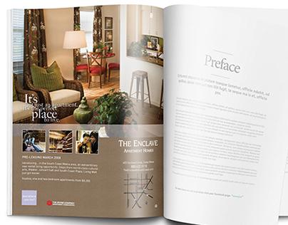 The Enclave (TIC) - Magazine Print Ad