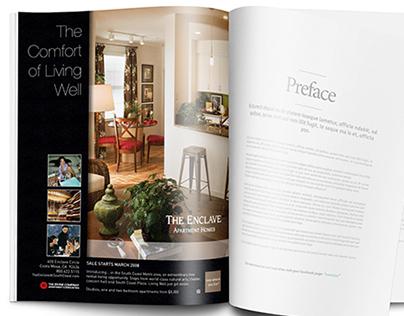 The Enclave (TIC) - Magazine Print Ad v2