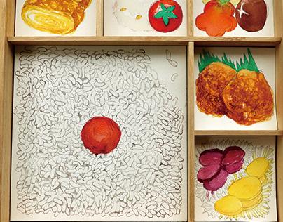 Makunouchi Lunchbox (幕ノ内弁当)