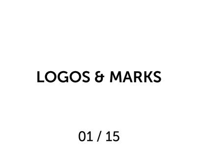 Logos & marks Vol 1 / 15