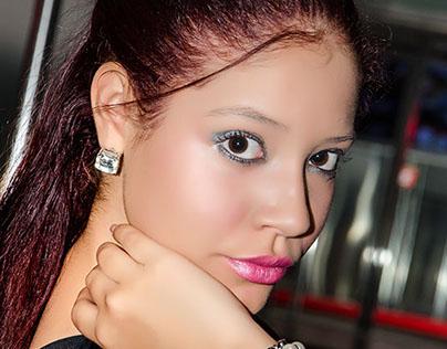 Linette Marzo - Sesión ¨Alcudia Disc¨