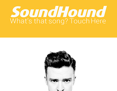 SoundHound Ui Redesign