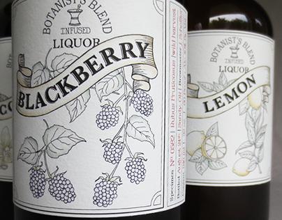 Botanist's Blend Infused Liquor
