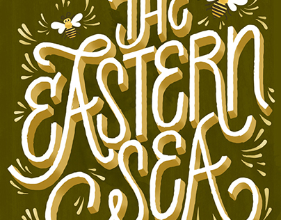 The Eastern Sea Poster