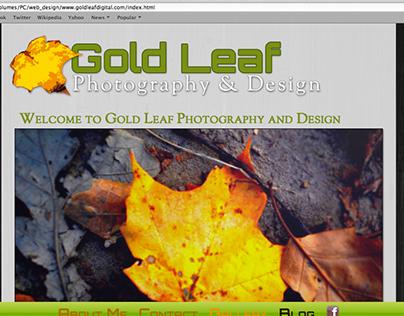 Gold Leaf Photography & Design